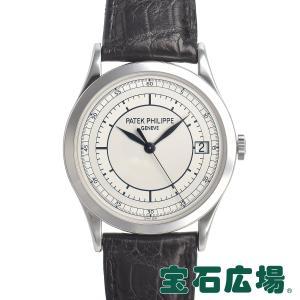 パテックフィリップ PATEK PHILIPPE カラトラバ 5296G-001 中古 メンズ 腕時計|houseki-h