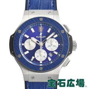ウブロ HUBLOT ビッグバン チェルシーFC 限定生産200本 301.SY.7129.LR.CFC17 中古 メンズ 腕時計|houseki-h