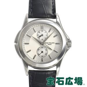 パテックフィリップ PATEK PHILIPPE トラベルタイム 5134P-011 中古 メンズ 腕時計|houseki-h
