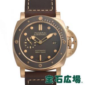 パネライ PANERAI サブマーシブル ブロンゾ 世界限定1000本 PAM00968 中古 未使用品 メンズ 腕時計|houseki-h