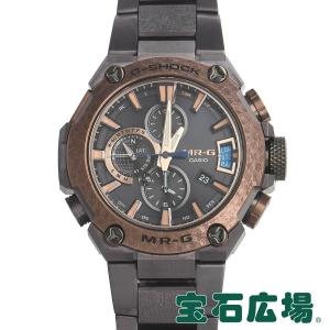 カシオ CASIO (中古) MR―G 35周年 世界限定350本 MRG-G2000HA-1ADR 中古 未使用品 メンズ 腕時計|houseki-h