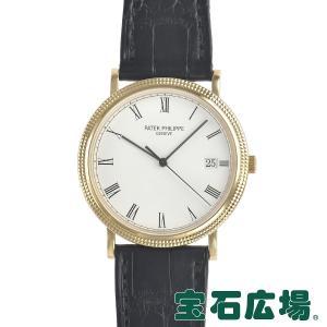 パテックフィリップ PATEK PHILIPPE カラトラバ 3944J-001 中古 メンズ 腕時計|houseki-h