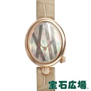 ブレゲ BREGUET クィーンオブネイプルズ 9808BR/5T/922 0D00 中古 レディース 腕時計|houseki-h
