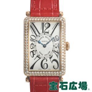 フランクミュラー FRANCK MULLER ロングアイランド 950QZD 中古 レディース 腕時計|houseki-h