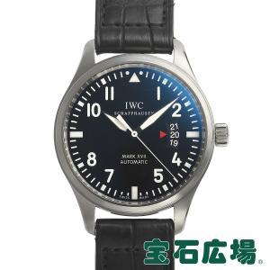 IWC (アイ・ダブリュー・シー) パイロットウォッチ マーク17 IW326501 中古 メンズ 腕時計|houseki-h