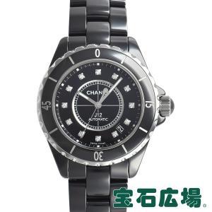 シャネル CHANEL J12 38 H1626 中古 メンズ 腕時計|houseki-h