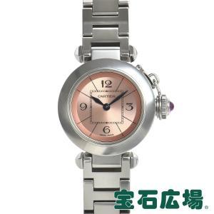 カルティエ CARTIER ミスパシャ W3140008 中古 レディース 腕時計|houseki-h