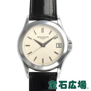 パテックフィリップ PATEK PHILIPPE カラトラバ 5107G-001 中古 メンズ 腕時計|houseki-h