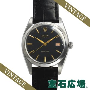ロレックス ROLEX オイスターデイト プレシジョン 6494 中古 ユニセックス 腕時計|houseki-h