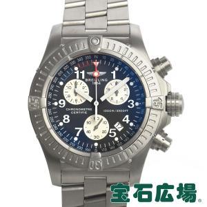 ブライトリング BREITLING クロノアベンジャーM1  中古 メンズ 腕時計|houseki-h
