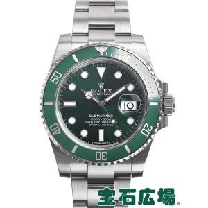 ロレックス ROLEX サブマリーナーデイト 116610LV 中古 極美品 メンズ 腕時計 houseki-h