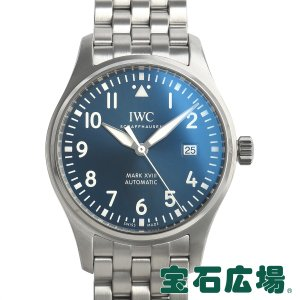 IWC (アイ・ダブリュー・シー) パイロットウォッチ マーク18 プティプランス IW327004 中古 メンズ 腕時計|houseki-h