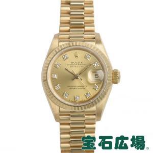 ロレックス ROLEX デイトジャスト 69178G 中古 レディース 腕時計|houseki-h