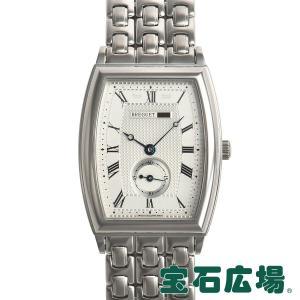 ブレゲ BREGUET ヘリテージ トノー カンブレ 3670 SI 中古 メンズ 腕時計|houseki-h