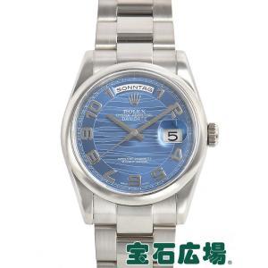 ロレックス ROLEX デイデイト 118209 中古 メンズ 腕時計|houseki-h