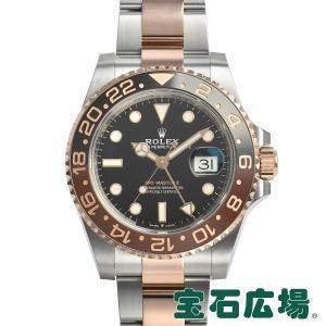 ロレックス ROLEX GMTマスターII 126711CHNR 中古 メンズ 腕時計|houseki-h