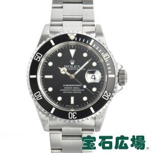 ロレックス ROLEX サブマリーナーデイト 16610 中古 メンズ 腕時計|houseki-h