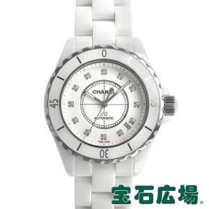 シャネル CHANEL J12 38 H1629 中古 メンズ 腕時計|houseki-h