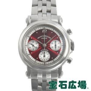 フランクミュラー FRANCK MULLER ラウンドクロノ 7000CC 中古 メンズ 腕時計|houseki-h