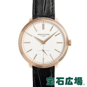 パテックフィリップ PATEK PHILIPPE カラトラバ 5123R-001 中古 メンズ 腕時計|houseki-h