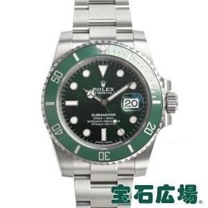 ロレックス ROLEX サブマリーナーデイト 116610LV 中古 未使用品 メンズ 腕時計 houseki-h