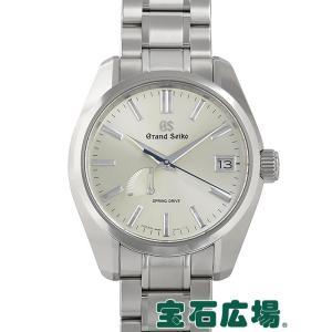 セイコー SEIKO グランドセイコー ヘリテージコレクション 44GS現代デザイン マスターショップ限定 SBGA373 9R65-0CV0 中古 未使用品 メンズ 腕時計|houseki-h
