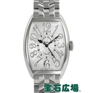 フランクミュラー FRANCK MULLER トノウカーベックス RELIEF 5850SC RELIEF 中古 メンズ 腕時計|houseki-h