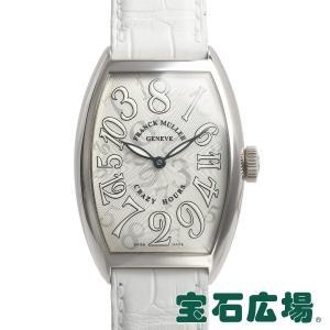 フランクミュラー FRANCK MULLER トノウカーベックスクレイジーアワーズ 5850CH 中古 メンズ 腕時計|houseki-h