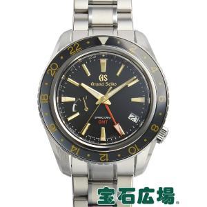 セイコー SEIKO グランドセイコー GMT マスターショップ限定 SBGE215 9R66-0AF0 中古 未使用品 メンズ 腕時計|houseki-h