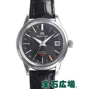 セイコー SEIKO グランドセイコー GMT SBGJ219 中古 未使用品 メンズ 腕時計|houseki-h