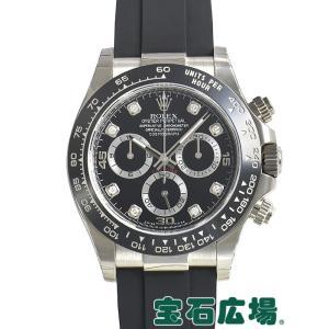 ロレックス ROLEX コスモグラフ デイトナ 116519LN 中古 未使用品 メンズ 腕時計