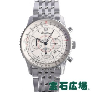 ブライトリング BREITLING モンブリラン A414G96NP 中古 メンズ 腕時計