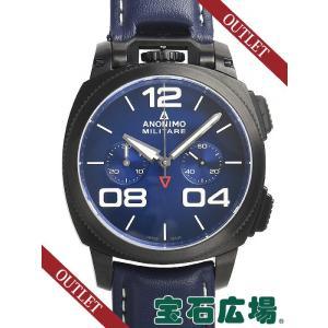 アノーニモ ANONIMO ミリターレ クラシック クロノ AM-1120.02.003.A03 新品  アウトレット メンズ 腕時計|houseki-h