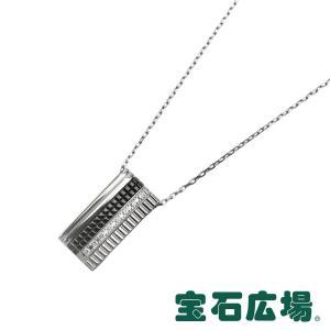 ブシュロン キャトルブラック ダイヤ ペンダントネックレス JPN00475  新品 ジュエリー houseki-h
