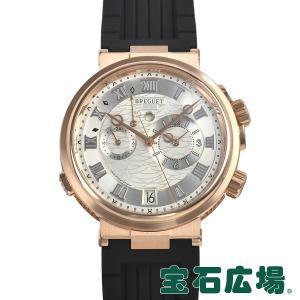 ブレゲ BREGUET マリーン アラーム ミュージカル5547 5547BR/12/5ZU 新品 メンズ 腕時計|houseki-h