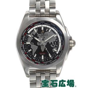 ブライトリング ギャラクティック ユニタイム スリークT(WB3510U4/BD94-375A) W030E94PA 新品 メンズ 腕時計|houseki-h