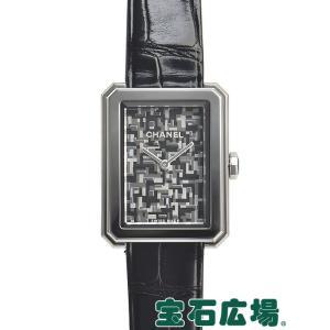 シャネル CHANEL ボーイフレンド ネオツイード (S) 世界限定1000本 H6127 新品 レディース 腕時計|houseki-h