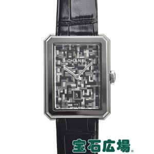 シャネル CHANEL ボーイフレンド ネオツイード (M) 世界限定1000本 H6128 新品 レディース 腕時計|houseki-h