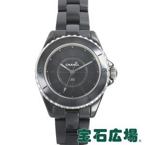 シャネル CHANEL J12 33 PHANTOM BLACK 世界限定1200本 H6346 新品 レディース 腕時計|houseki-h