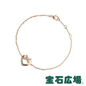 ショーメ リアン ハート ダイヤ ブレスレット082213-000 新品 ジュエリー|houseki-h