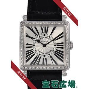 フランク・ミュラー マスタースクエア 6002MQZD 1R 新品 腕時計 ユニセックス アウトレット|houseki-h