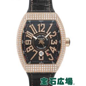 フランク・ミュラー ヴァンガード V45SCDTD NBR CD 新品 メンズ 腕時計|houseki-h