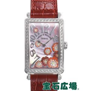 フランク・ミュラー ロングアイランド RELIEF 66本限定 952QZ REL MOP RG D 1R 新品 レディース 腕時計|houseki-h