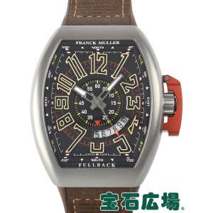 フランク・ミュラー FRANCK MULLER ヴァンガード フルバック V45SCDT LCK TT MC BN 新品  メンズ 腕時計 houseki-h