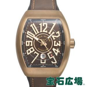 フランクミュラー FRANCK MULLER ヴァンガード V45SCDTCIRBZBRNR 新品 メンズ 腕時計|houseki-h