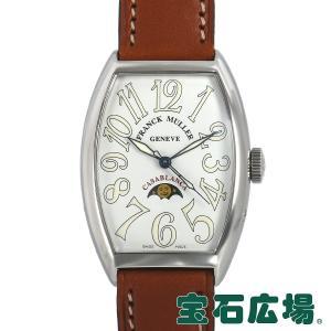 フランクミュラー FRANCK MULLER トノウカーベックス カサブランカ ルナ 5850CL 新品 メンズ 腕時計|houseki-h