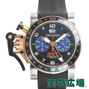 グラハム GRAHAM クロノファイターオーバーサイズGMT 2OVGG.B26A 新品 メンズ 腕時計|houseki-h
