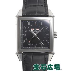 ジラール・ペルゴ ヴィンテージ1945 トリプルカレンダー 25810-11-651-BA6A 新品...