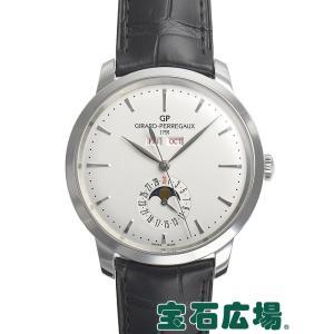 ジラール・ペルゴ 1966フルカレンダー 49535-11-131-BB60 新品 メンズ 腕時計