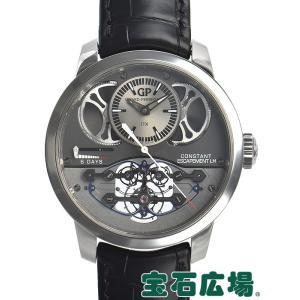 ジラール ペルゴ GIRARD PERREGAUX ブリッジ コンスタント・エスケープメント L.M. 93505-21-631-BA6E 新品 メンズ 腕時計|houseki-h